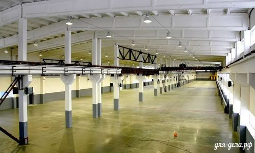 Помещение под склад или производство 1. Блок 1