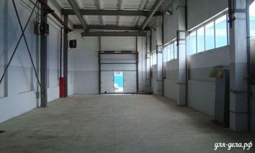 Помещение под склад или производство 12. Цех плитки