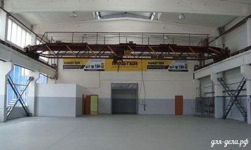 Помещение под склад или производство 16. РМЦ