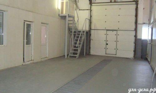 Помещение под склад или производство 21. Гараж с мойкой