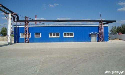 Здание под склад или производство 22. Тепловой пункт