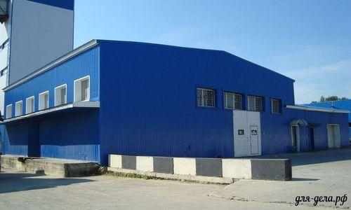 Здание под склад или производство 26. Моторная