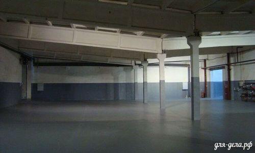 Помещение под склад или производство 3. Блок 3