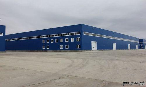 Здание под склад или производство 31. Модуль №3
