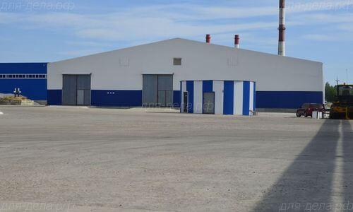 Здание под склад или производство 33. Холодный склад