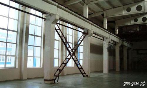 Помещение под склад или производство 5. Блок 5а