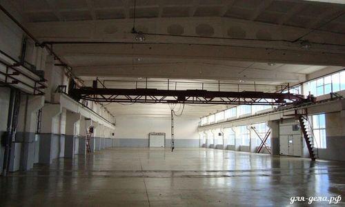 Помещение под склад или производство 9. Блок 7а