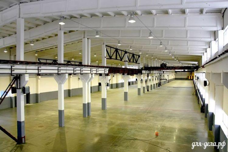Помещение под склад или производство 1. Блок 1 - Фото 01