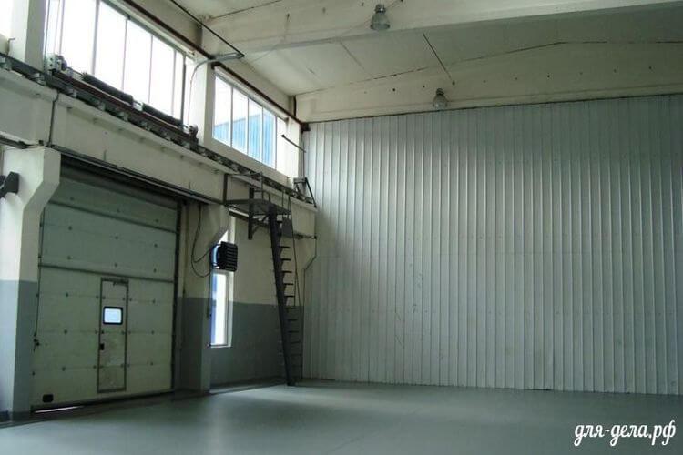 Помещение под склад или производство 10. Блок 7б - Фото 01