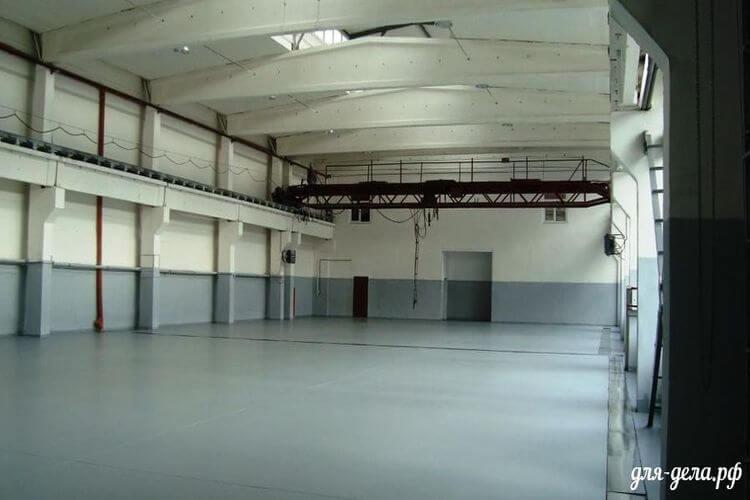 Помещение под склад или производство 10. Блок 7б - Фото 02