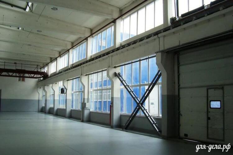 Помещение под склад или производство 10. Блок 7б - Фото 04