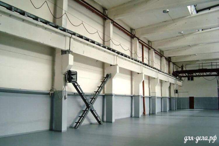 Помещение под склад или производство 10. Блок 7б - Фото 05