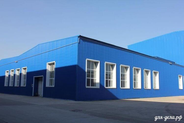 Помещение под склад или производство 11. Блок 8 - Фото 01