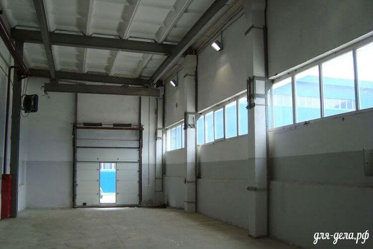 Помещение под склад или производство 12. Цех плитки - Фото 01