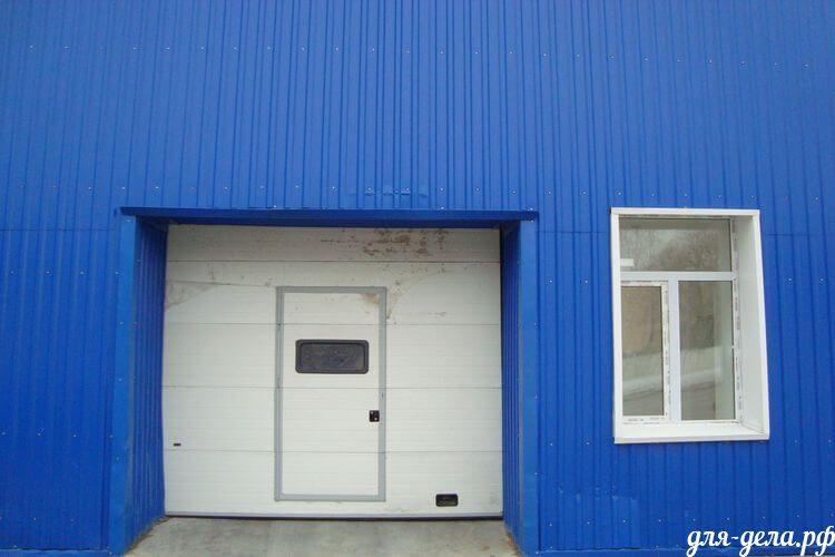 Помещение под склад или производство 15. Склад под этажеркой - Фото 01