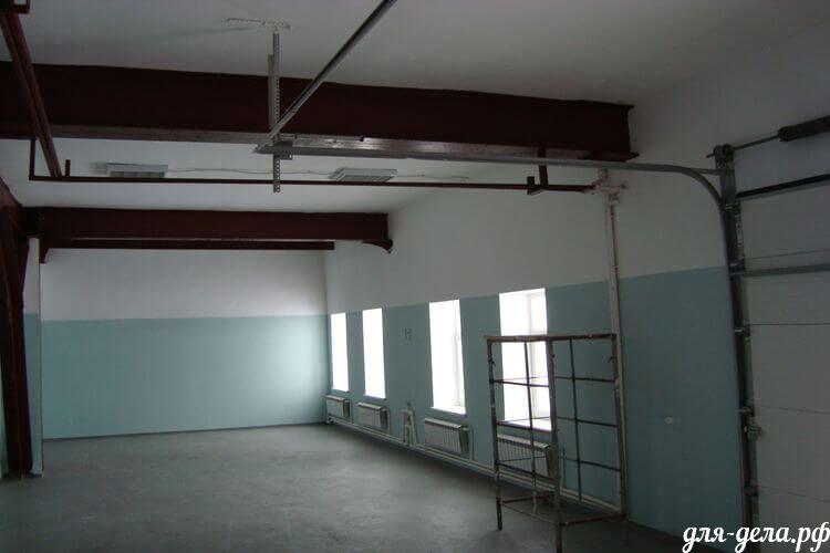 Помещение под склад или производство 15. Склад под этажеркой - Фото 02