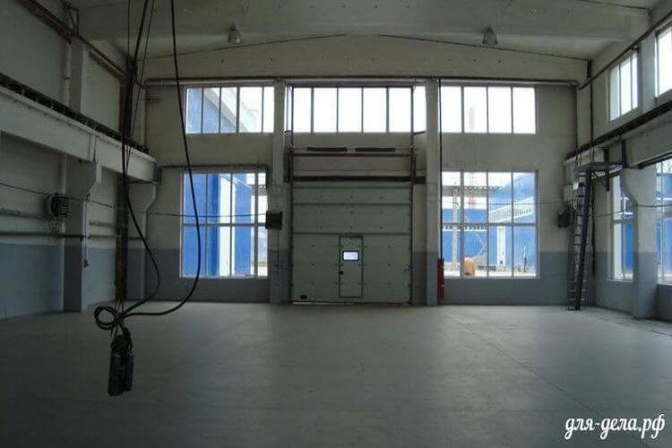 Помещение под склад или производство 16. РМЦ - Фото 01