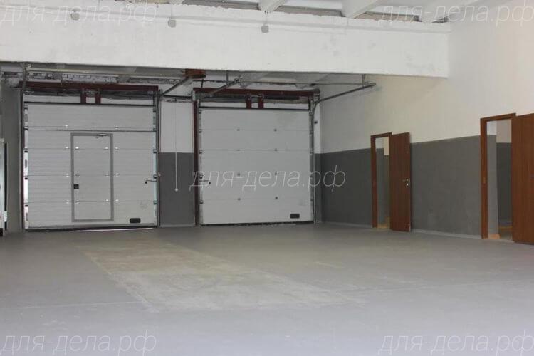 Помещение под склад или производство 19. Часть гаража - Фото 01