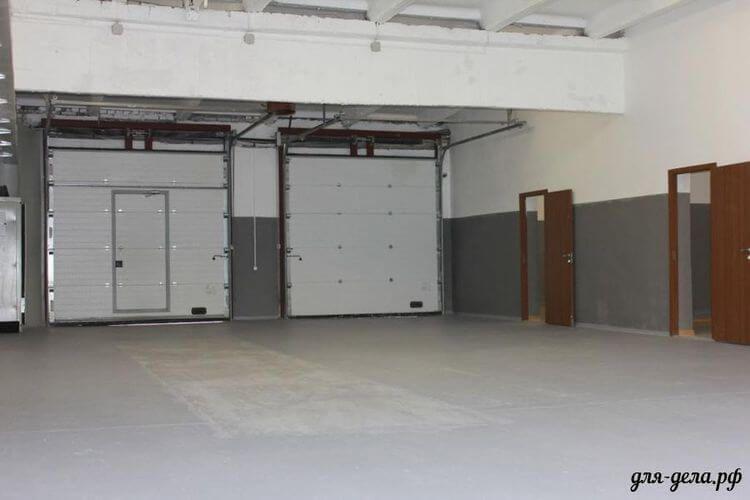 Помещение под склад или производство 19. Часть гаража - Фото 02