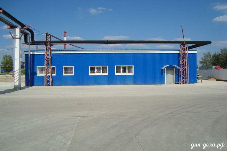 Здание под склад или производство 22. Тепловой пункт - Фото 02