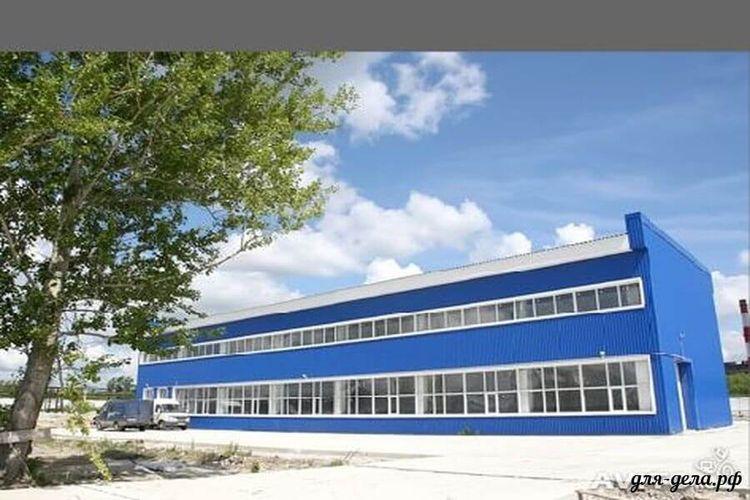 Здание под склад или производство 23. Компрессорная - Фото 01