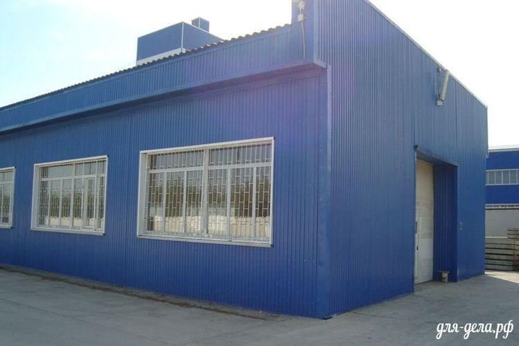 Здание под склад или производство 24. Часть РСЦ - Фото 01