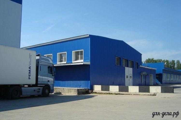 Здание под склад или производство 26. Моторная - Фото 01