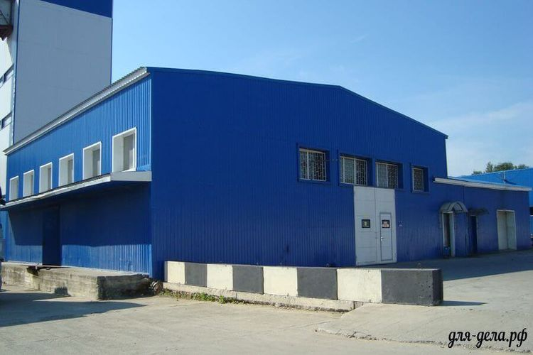 Здание под склад или производство 26. Моторная - Фото 02