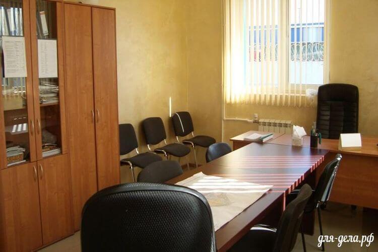 Офисные помещения 27. Офисы блока А
