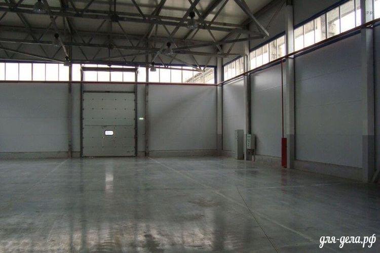 Здание под склад или производство 29. Модуль №1 - Фото 01