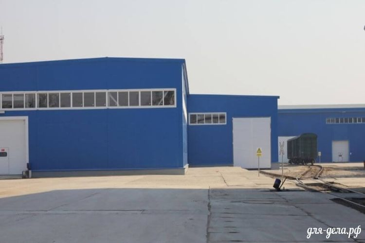 Здание под склад или производство 29. Модуль №1 - Фото 02
