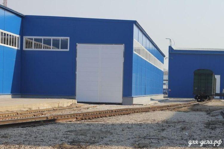 Здание под склад или производство 29. Модуль №1 - Фото 03
