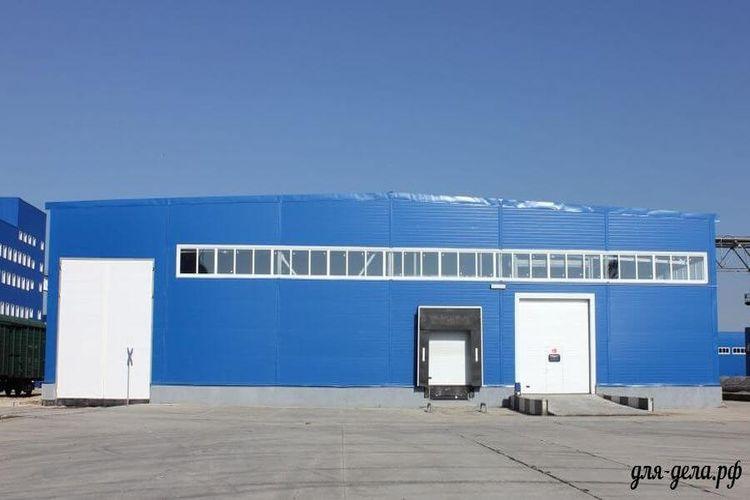 Здание под склад или производство 29. Модуль №1 - Фото 05
