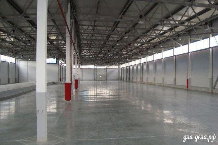 Здание под склад или производство 29. Модуль №1 - Фото 08