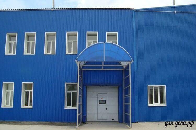 Помещение под склад или производство 3. Блок 3 - Фото 01