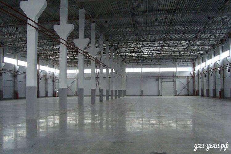Здание под склад или производство 30. Модуль №2 - Фото 02