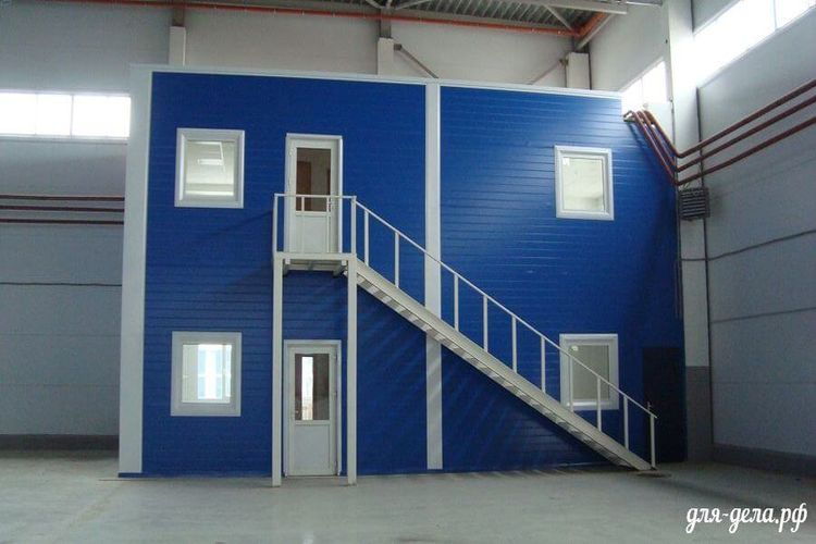 Здание под склад или производство 30. Модуль №2 - Фото 03