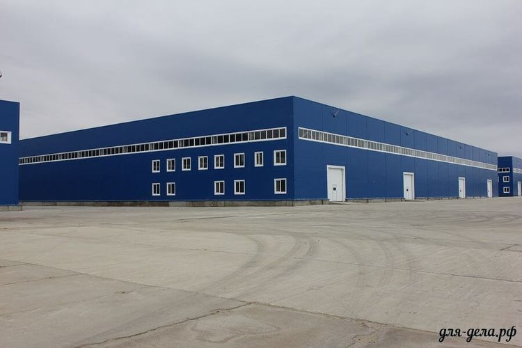 Здание под склад или производство 31. Модуль №3 - Фото 01