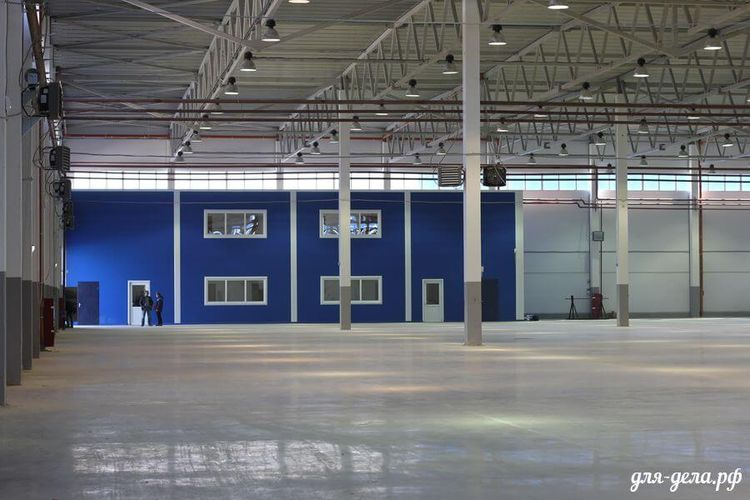 Здание под склад или производство 31. Модуль №3 - Фото 02