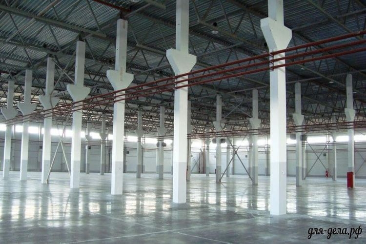 Здание под склад или производство 32. Модуль №4 - Фото 02