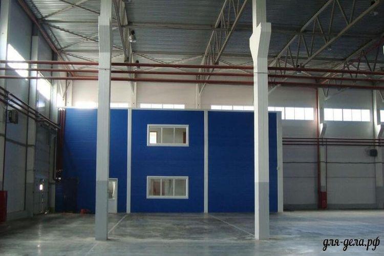 Здание под склад или производство 32. Модуль №4 - Фото 03