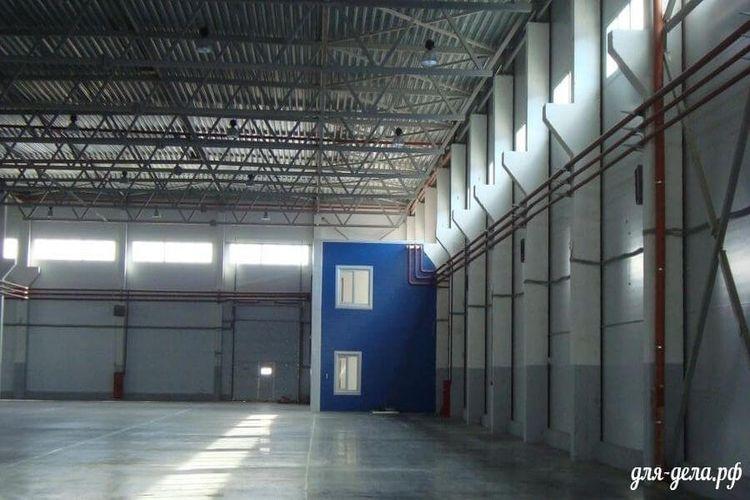 Здание под склад или производство 32. Модуль №4 - Фото 05