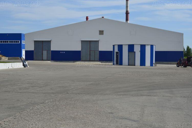 Здание под склад или производство 33. Холодный склад - Фото 02