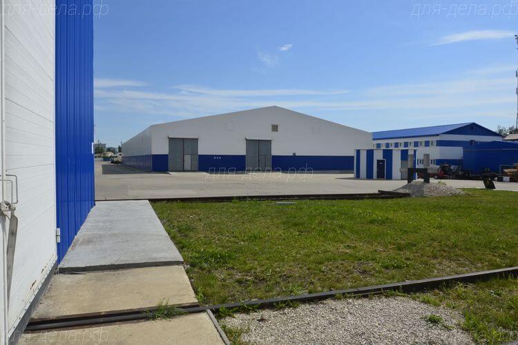 Здание под склад или производство 33. Холодный склад - Фото 03