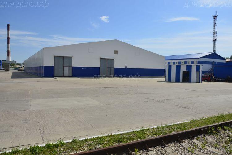 Здание под склад или производство 33. Холодный склад - Фото 04