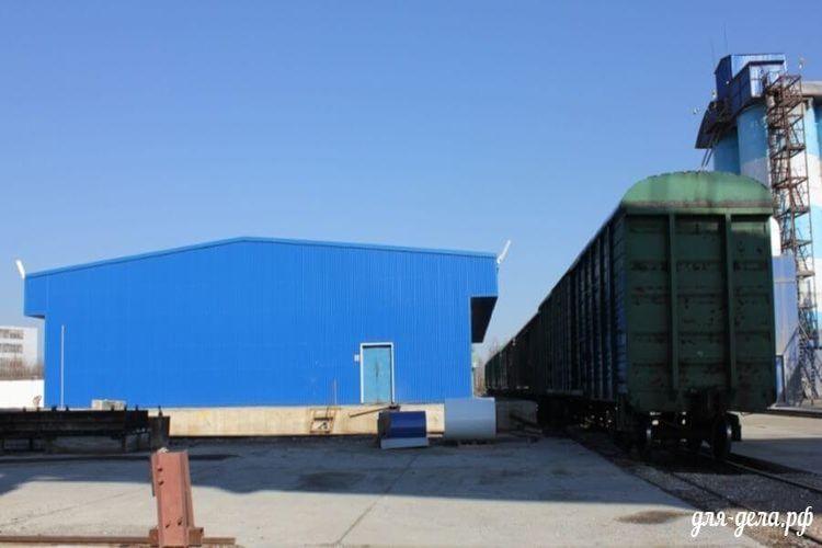 Здание под склад или производство 34. Центральный склад - Фото 06