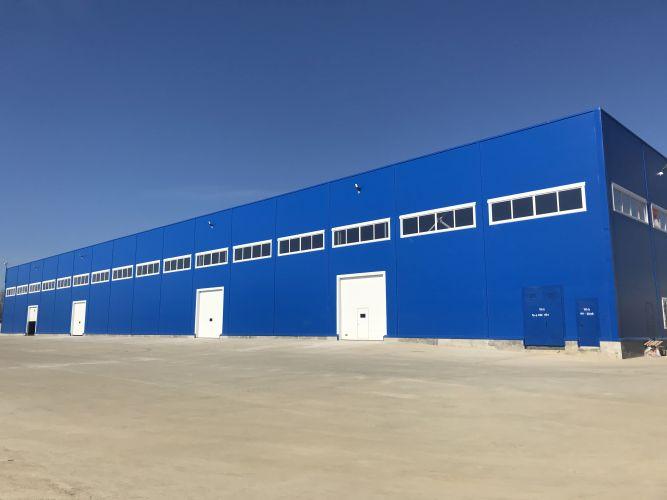 Здание под склад или производство 32. Модуль №5 - Фото 01