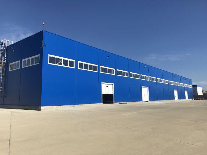 Здание под склад или производство 32. Модуль №5 - Фото 03