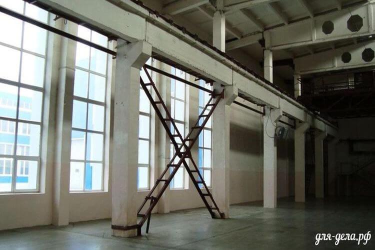 Помещение под склад или производство 5. Блок 5а - Фото 01