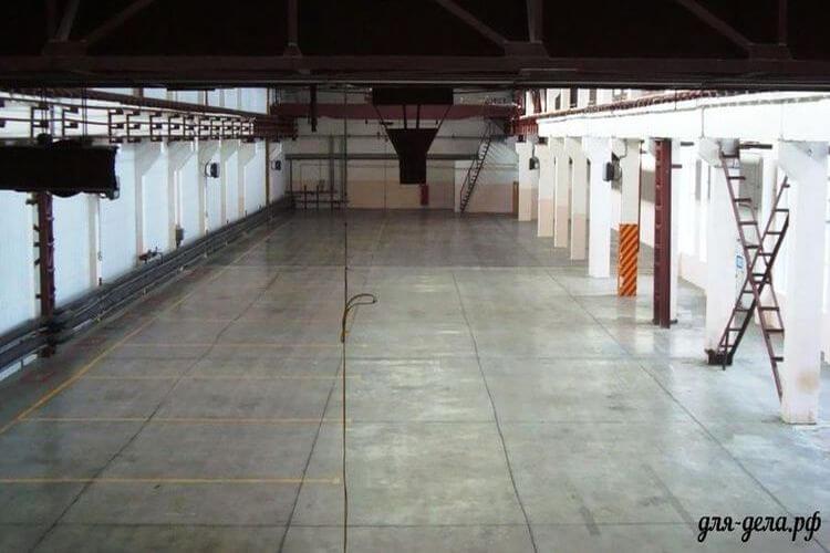Помещение под склад или производство 5. Блок 5а - Фото 02
